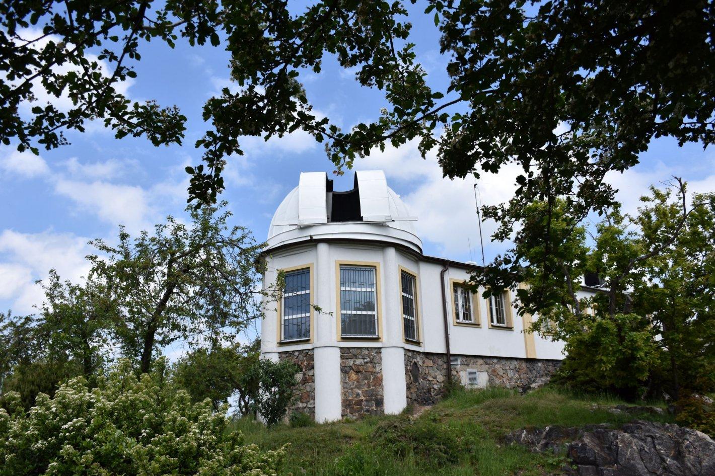 Ďáblice Observatory